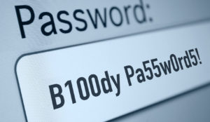 How secure is my password and how long will it take to crack