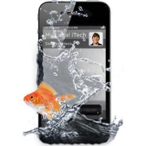 iphone-in-fish-tank